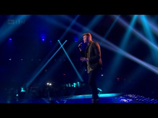 James Arthur - Impossible (Live The X Factor UK 2011)